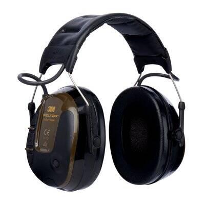 Kuulosuojaimet - kuulosuojain radiolla, kypärään, metsälle VK:sta