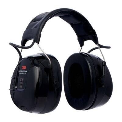 Radiokuulosuojaimet - kuulosuojaimet radiolla, kypärään VK:sta