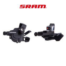 Vaihdevipu SRAM, X4 Trigger etu