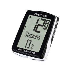 Polkupyörän mittari SIGMA, BC 14.16 STS