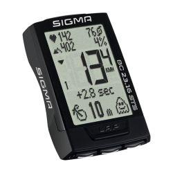 Polkupyörän mittari SIGMA, BC 23.16 STS, CAD, HR