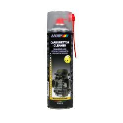 Kaasuttajan puhdiste MOTIP Carburetor Cleaner, 500 ml