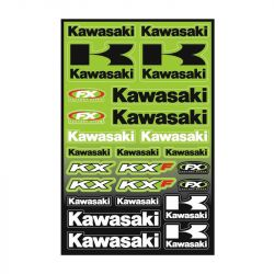 FX Factory Effex Kawasaki, tarrasarja