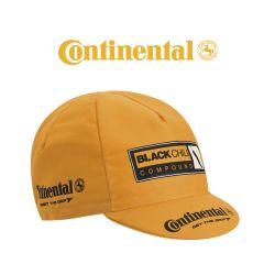 Continental Race-lippis keltainen