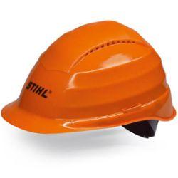 Rakennuskypärä, oranssi, Rockman F4