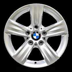 OEM Winter Wheel (with BMW logo) 7.5x16
