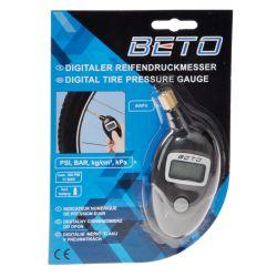 Digitaalinen painemittari BETO, max. 11 bar, sis.patterit