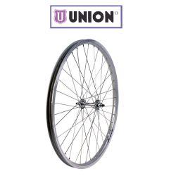 """Etupyörä 22"""" 19-484 UNION 3/8"""" mutteri, JETSET, alumiini"""