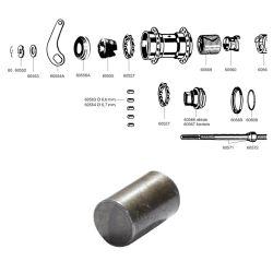 FAVORIT 1-v, rulla 6,7mm