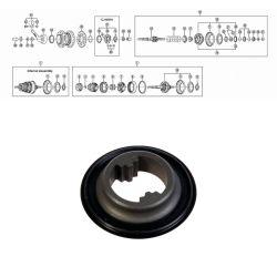 SHIMANO NEXUS 7-V (SG-7C22725/26/30), kartio oikea tiivisteellä