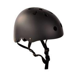 Pyöräilykypärä X-COOL BMX mattamusta, 54-58, säätöpanta
