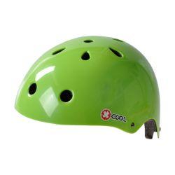 Pyöräilykypärä X-COOL BMX vihreä, 58-61, säätöpanta