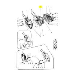 Kytkinkotelon tiiviste: Tunturi Super Sport/DX/Tiger/Break/Trial