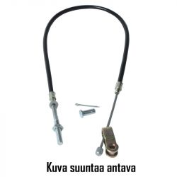 Kaasuvaijeri FORTE: Derbi Senda Black Edition