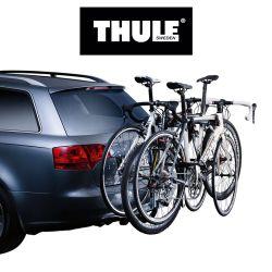Polkupyörän kuljetusteline THULE HangOn 3, 3:lle pyörälle, peräkoukkuun