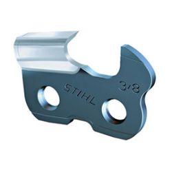 """3/8"""" Rapid Micro (RMX) teräketju pitkittäisleikkuuseen, 1,6 mm"""