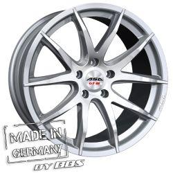 GT3 Silber frontpoliert CB: 72.5 9x20