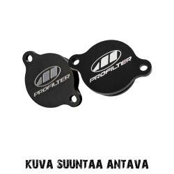 Öljynsuodattimen kansi PROFILTER: Kawasaki KXF 250, Suzuki RMZ 250