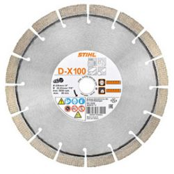 Timanttikatkaisulaikat yleislaikka D-X100, TSA 230