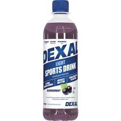 DEXAL Light  mustaherukka urheilujuomatiiviste 0,4l
