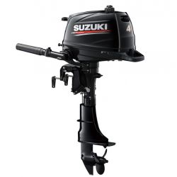 Suzuki DF 4 AS perämoottori, lyhytrikinen