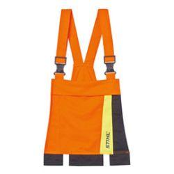 Stihl Protect MS metsurin avohaalari (huomioväri, oranssi)