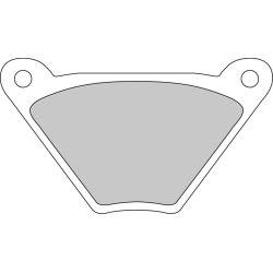 Jarrupala FERODO Platinum eteen/taakse: Harley Davidson 1972-1984