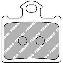Jarrupala FERODO Sinter Grip MX, taakse: Husqvarna 65CR, 85TC, KTM 85 SX, Freeri