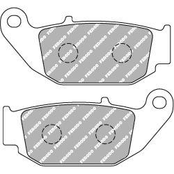 Jarrupala FERODO Platinum taakse: Honda CBR 125R, CRF 250 M, Suzuki GSX-R 125