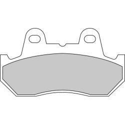 Jarrupala FERODO Platinum, eteen/taakse: Honda, Kawasaki (1980-2000)
