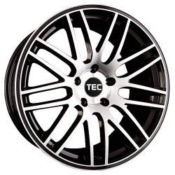 GT1 Black machined face CB: 56.6 8.5x18
