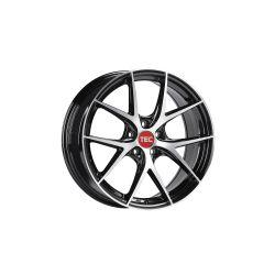 GT6 Black polished CB: 72.5 8x19