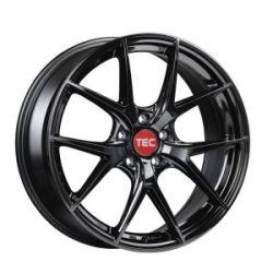 GT6 Black glossy CB: 72.5 8x18