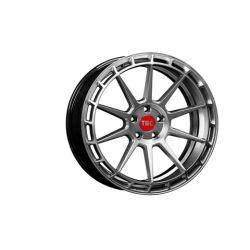GT8 Hyper Silver CB: 64.0 8x18