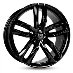 RS3 Black Painted 8.5x20