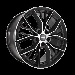 MASSIMO Black matt polish 8x18