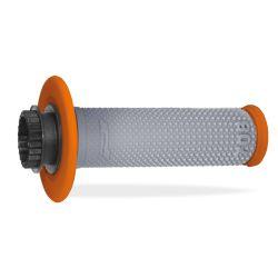 Kädensija/pulttilukko PROGRIP 708, oranssi/harmaa sis.kaasukapula