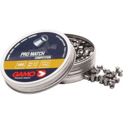 Gamo Pro Match 1g 5,5mm 250kpl