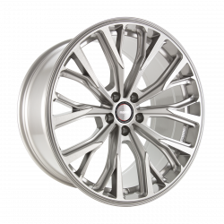RF02 Titan Silver Brushed 9x20