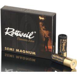 Rottweil Semi Magnum 12/70 40g 10 kpl Haulikon patruuna