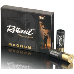 Rottweil Magnum 12/76 52g 10kpl Haulikon patruuna