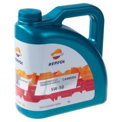 REPSOL Carrera 5W50, 4 litraa