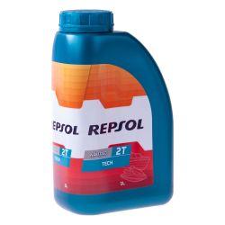REPSOL Nautico TECH 2T, 1 litra, mineraali