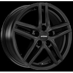 R65 Dull Black 6.5x16