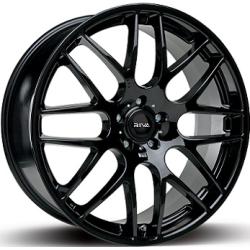 RIVA DTM Gloss Black 7.5x18