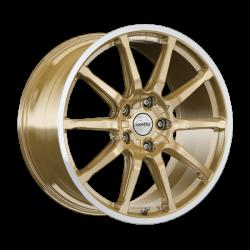 SC1 RACING GOLD RIM-CUT 8.0x20
