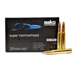 Sako Super Hammerhead 30-06 11,7g 20kpl