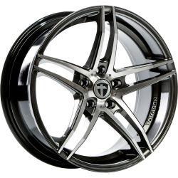 TN12 Dark hyper black polished 8.5x19