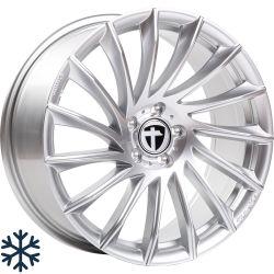 TN16 Bright Silver 8.0x18