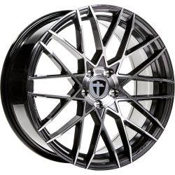 TN19 Dark Hyper black polished 10.5x21